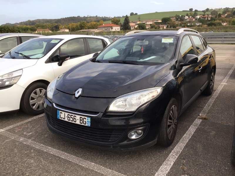 Renault Megane CJ656BG